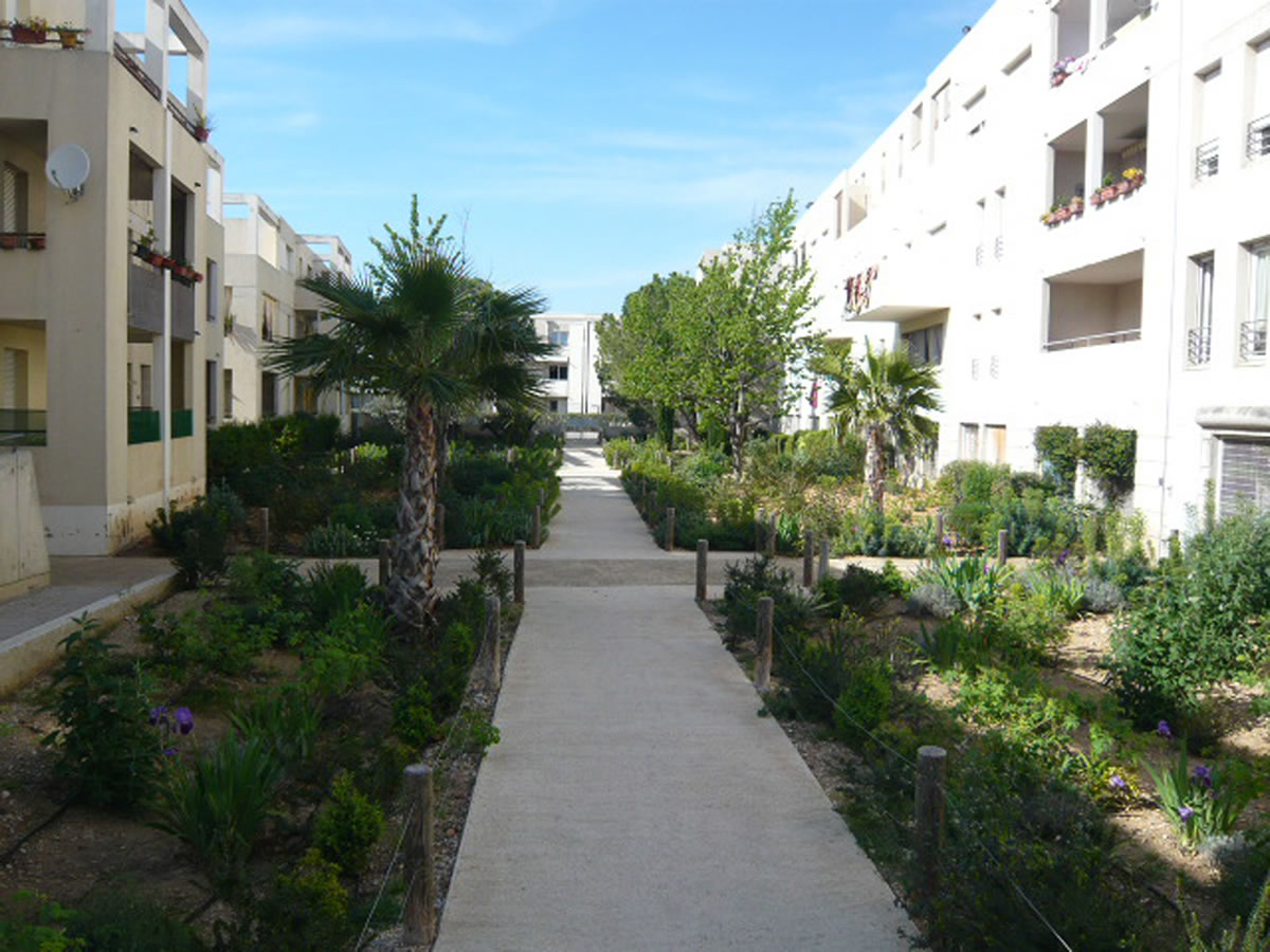 Résidence Nîmes