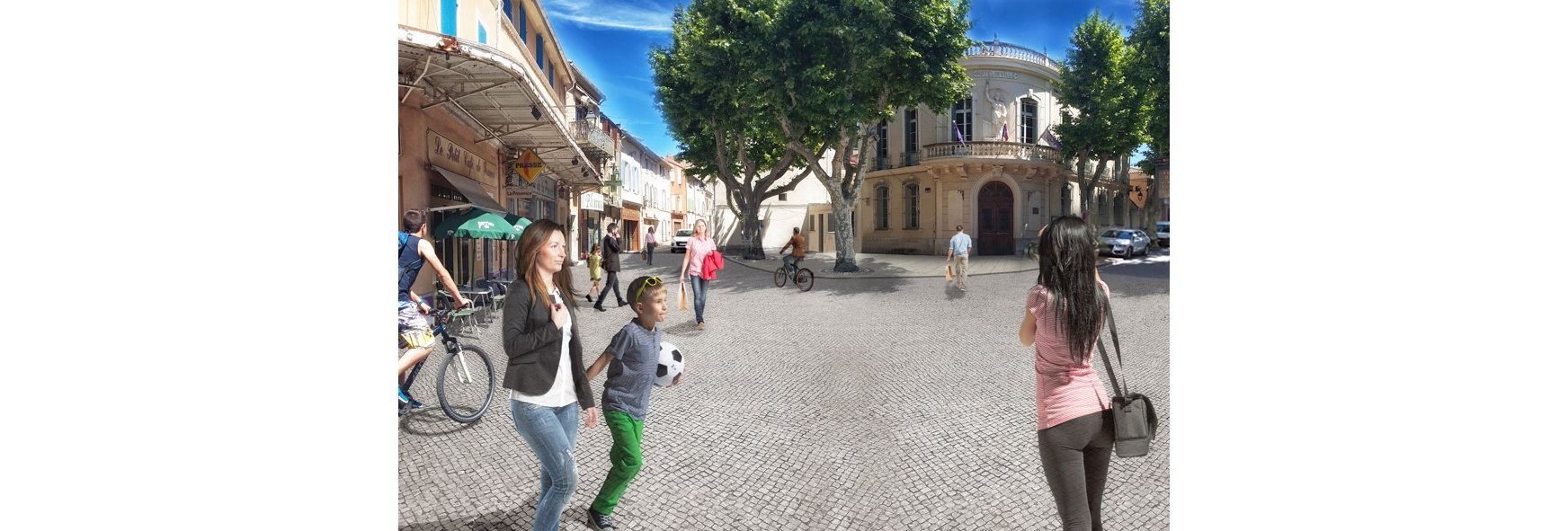 Concours St Chamas 3-Place Mairie